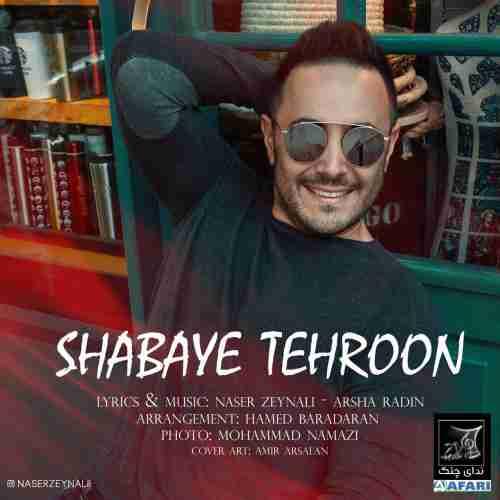 دانلود آهنگ جدید ناصر زینلی به نام شبای تهرون